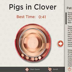 Cerdos en Clover