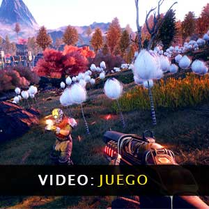 The Outer Worlds Vídeo del juego