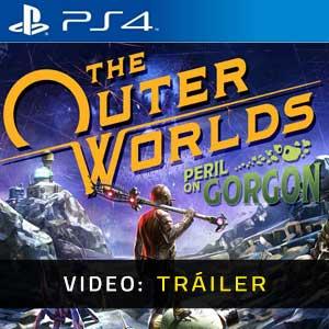 The Outer Worlds Peril on Gorgon PS4 Vídeo En Tráiler