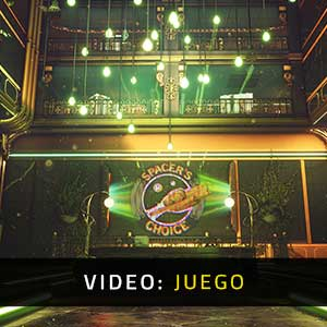 The Outer Worlds Peril on Gorgon Vídeo Del Juego