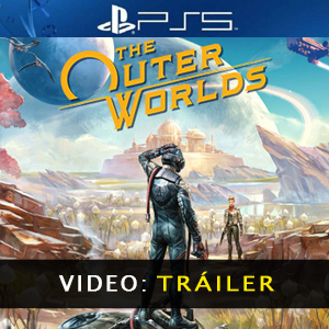 The Outer Worlds Vídeo del tráiler