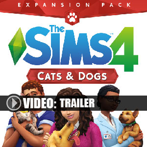 Comprar The Sims 4 Cats and Dogs CD Key Comparar Precios