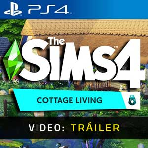 The Sims 4 Cottage Living PS4 Video dela campaña