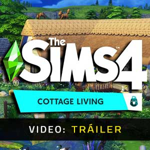 The Sims 4 Cottage Living Video dela campaña