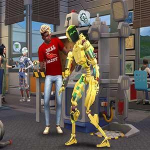 Sims 4 Dias de universidad