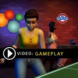 Sims 4 Dias de universidad Gameplay Video