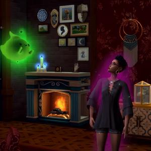 The Sims 4 Paranormal Stuff Pack - Fantasma