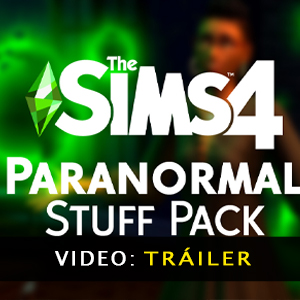 The Sims 4 Paranormal Stuff Pack Video dela campaña