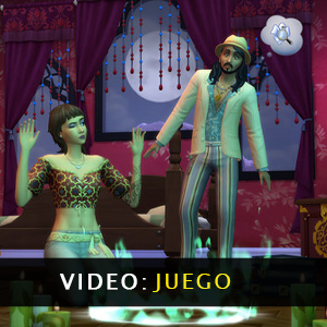 The Sims 4 Paranormal Stuff Pack Video del juego