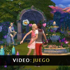 The Sims 4 Romantic Garden Stuff video de juego