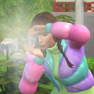 The Sims 4 Snowy Escape Expansion Pack Sims