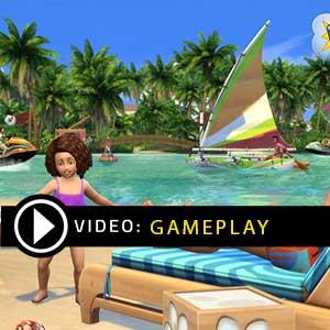 The Sims 4 Tropical Paradise Video de juego