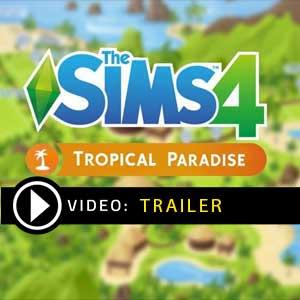 Comprar The Sims 4 Tropical Paradise CD Key Comparar Precios