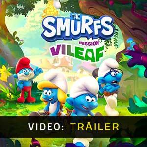 The Smurfs Mission Vileaf Vídeo En Tráiler