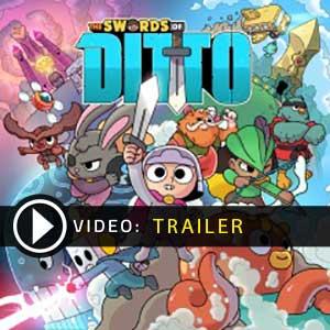 Comprar The Swords of Ditto CD Key Comparar Precios