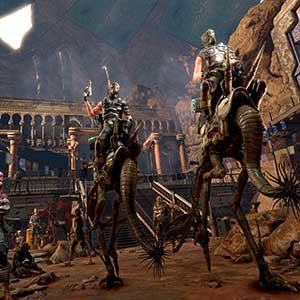 The Technomancer PS4 Gameplay