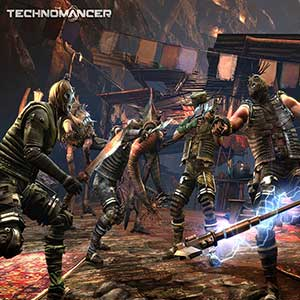 The Technomancer Xbox One Bandidos