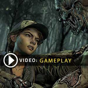 The Walking Dead The Final Season Gameplay Video