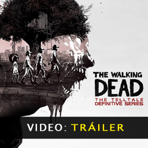The Walking Dead The Telltale Definitive Series Vídeo del tráiler