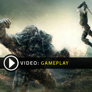 The Witcher 3 Wild Hunt PS4 Gameplay Video