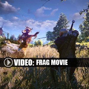 The Witcher 3 Wild Hunt Frag Movie