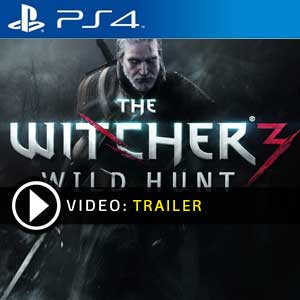 The Witcher 3 Wild Hunt PS4 Trailer Video