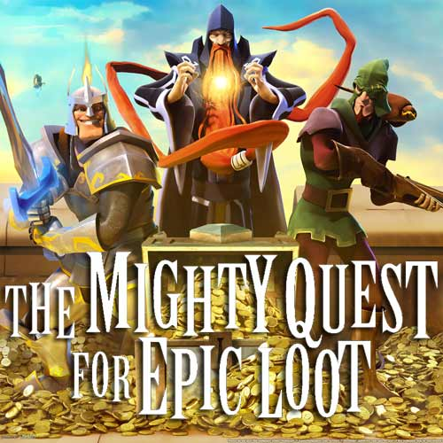 Descargar Mighty Quest for Epic Loot - Legit Fan Archer - key PC comprar