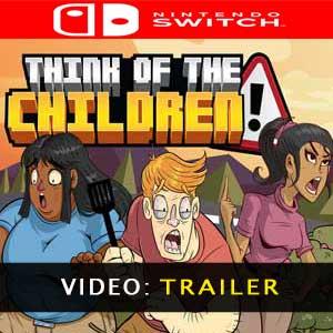 Comprar Think of the Children Nintendo Switch Barato comparar precios