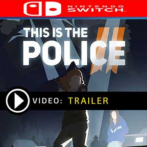 Comprar This is the Police 2 Nintendo Switch Barato comparar precios