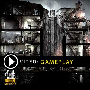 This War of Mine Nintendo Switch Video Gameplay