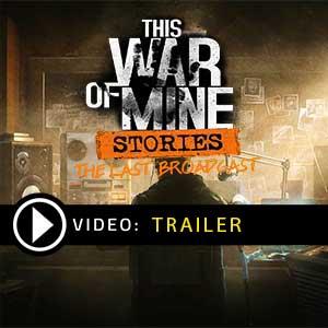 Comprar This War of Mine Stories The Last Broadcast CD Key Comparar Precios