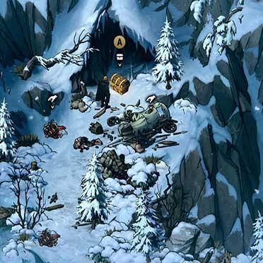 Thronebreaker The Witcher Tales pecho dorado...