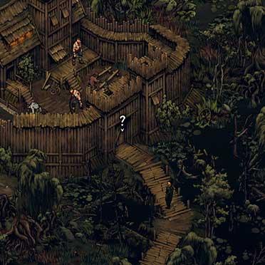 Thronebreaker The Witcher Tales: Detrás de la búsqueda de las líneas enemigas