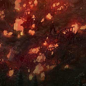 Thronebreaker The Witcher Tales: Cenizas de la búsqueda de Aedirn