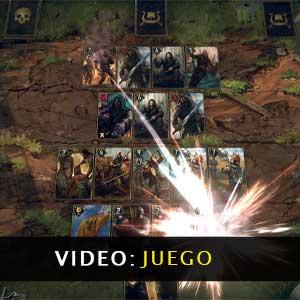 Video de juego Thronebreaker The Witcher Tales