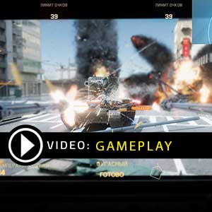 Tokyo Warfare Turbo Gameplay Video