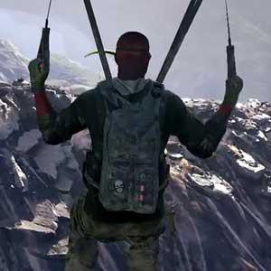 Tom Clancys Ghost Recon Wildlands Paracaídas