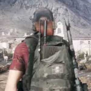 Tom Clancys Ghost Recon Wildlands Montañas nevadas