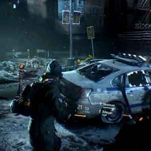 The Division PS4 Campo de batalla