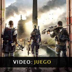 El video del juego de The Division 2