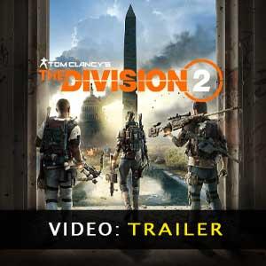 El video del trailer de The Division 2
