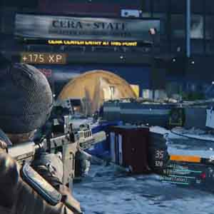 The Division Xbox One Battle