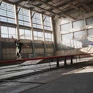 Tony Hawk's Pro Skater 1+2 Parque de patinaje