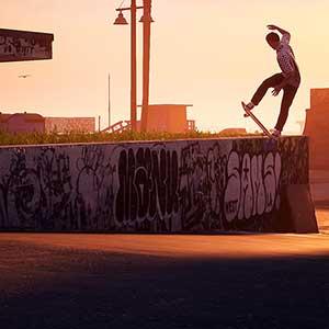 Tony Hawk's Pro Skater 1+2 Carácter