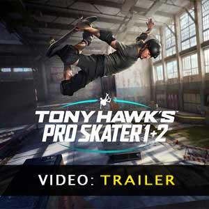 Tony Hawk's Pro Skater 1+2 Video Trailer