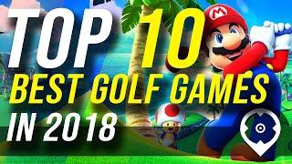 Top 10 Mejores Juegos de Golf 2018