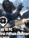 Top 10 FPS PC 2014