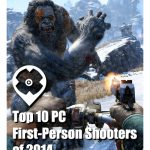 Top 10 FPS PC 2014