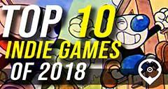 Top 10 Juegos Indie 2018 sobre PC