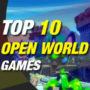 10 nuevos juegos de mundo abierto que son tendencia
